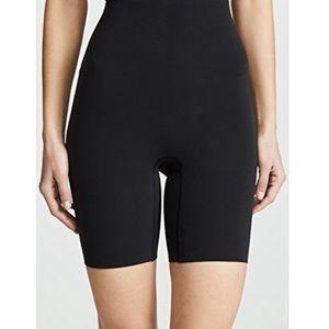 Spanx by Sara Blakely black shorts shapewear